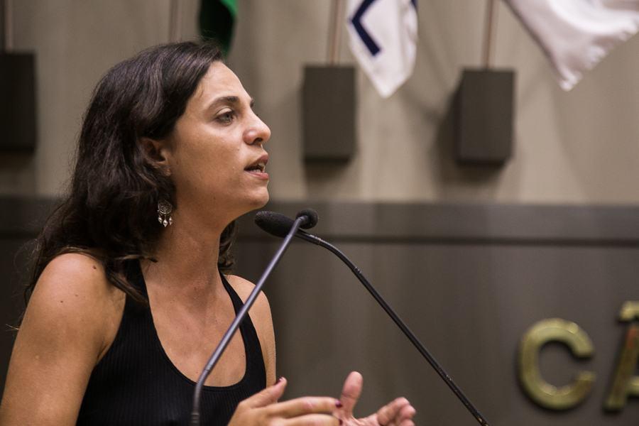 Fernanda Melchionna denuncia aplicação indevida dos recursos do FUNDEB no Ministério Público de Contas