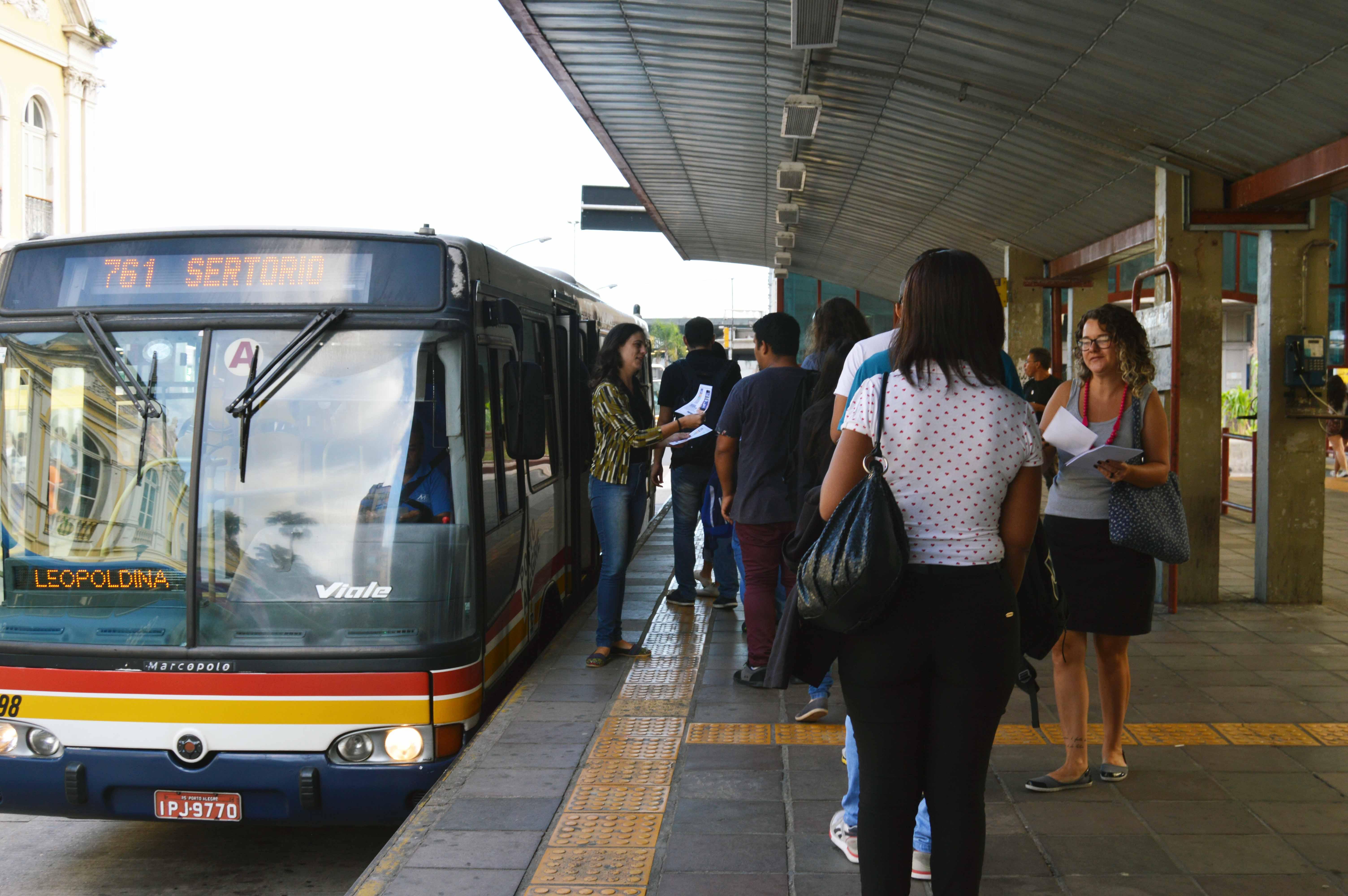 MOBILIDADE: na luta contra a retirada de direitos e ataques ao transporte público!