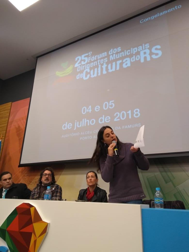 Rio Grande do Sul é o penúltimo estado no ranking de investimentos em cultura no Brasil