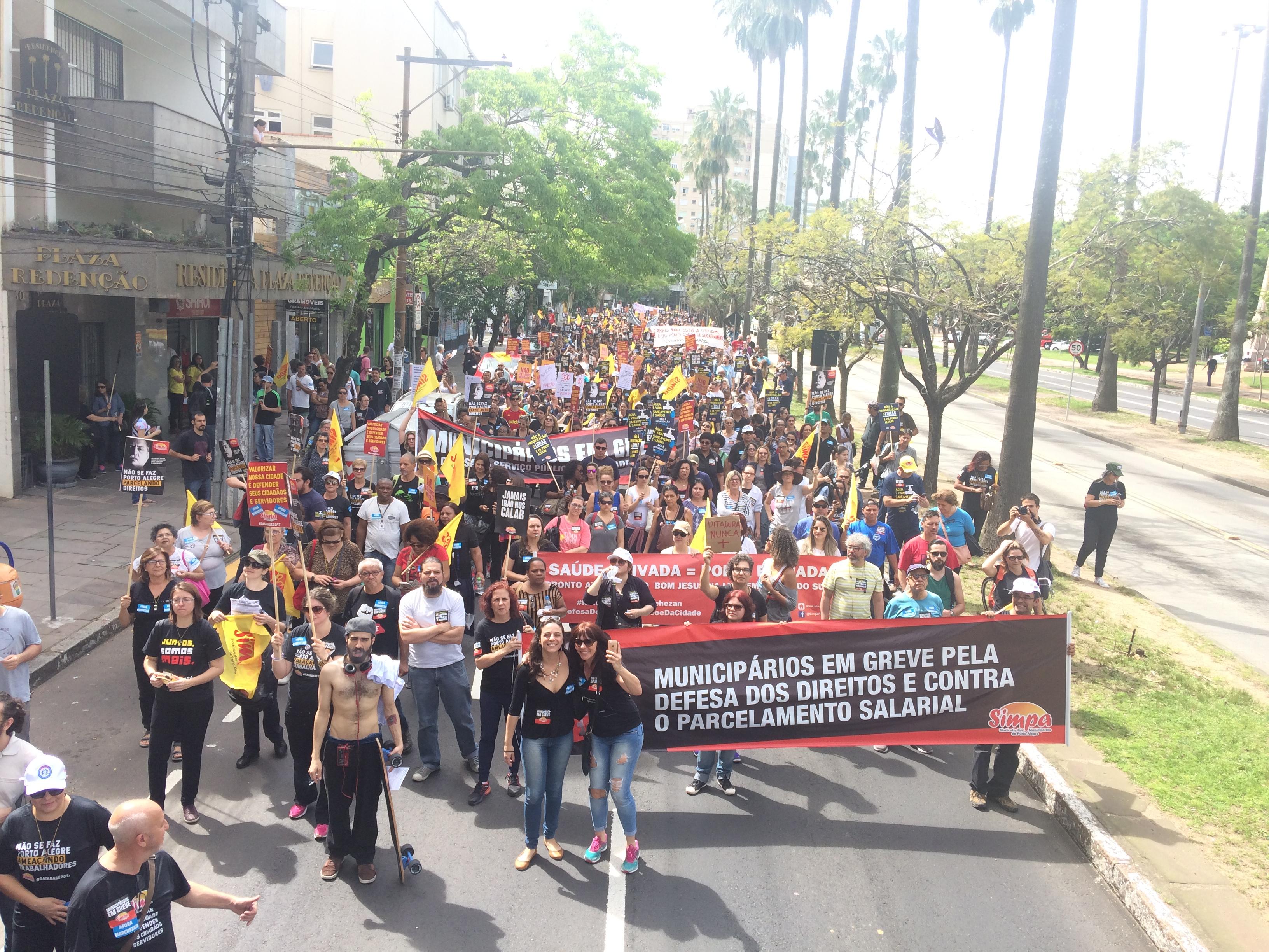 TRABALHADORES: defender os direitos sempre! Essa crise não é nossa!