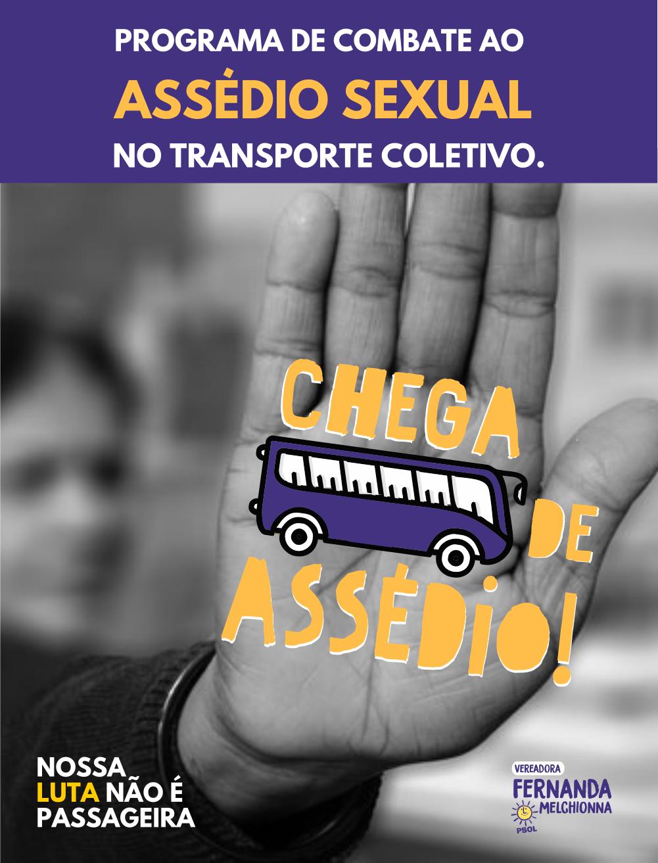 Projeto de lei que cria o Programa de Combate ao Assédio Sexual no Transporte Coletivo é aprovado em reunião das conjuntas na Câmara Municipal