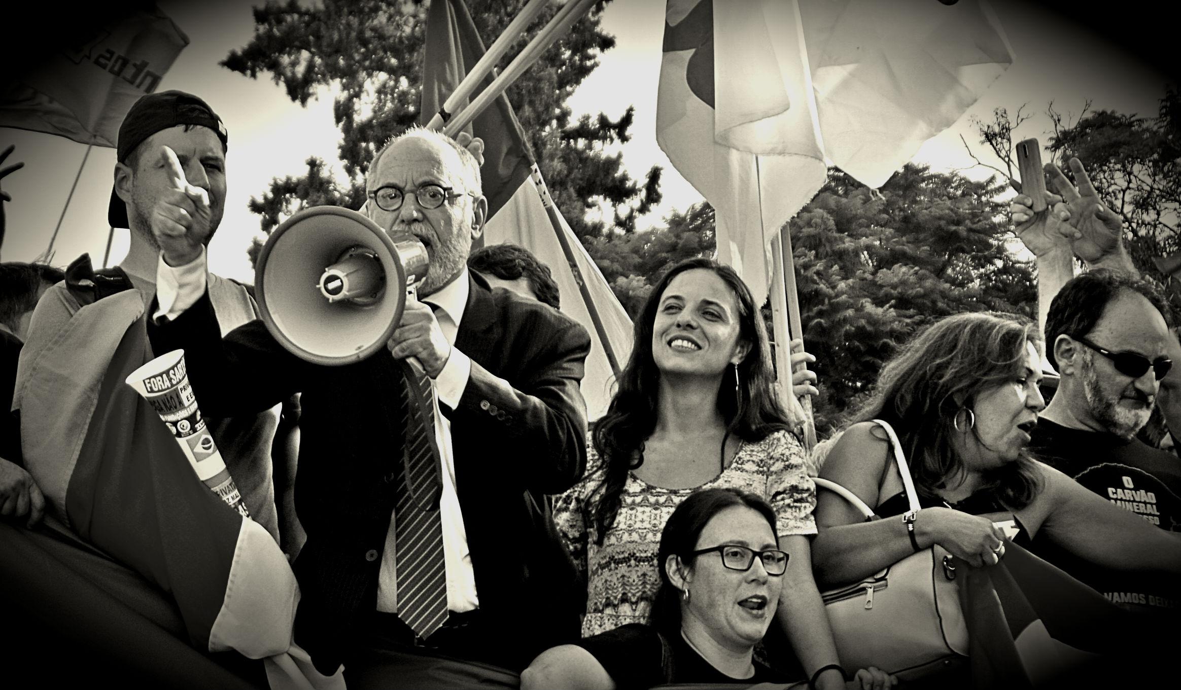 Pedro Ruas mobiliza para campanha de reeleição a deputado estadual no RS