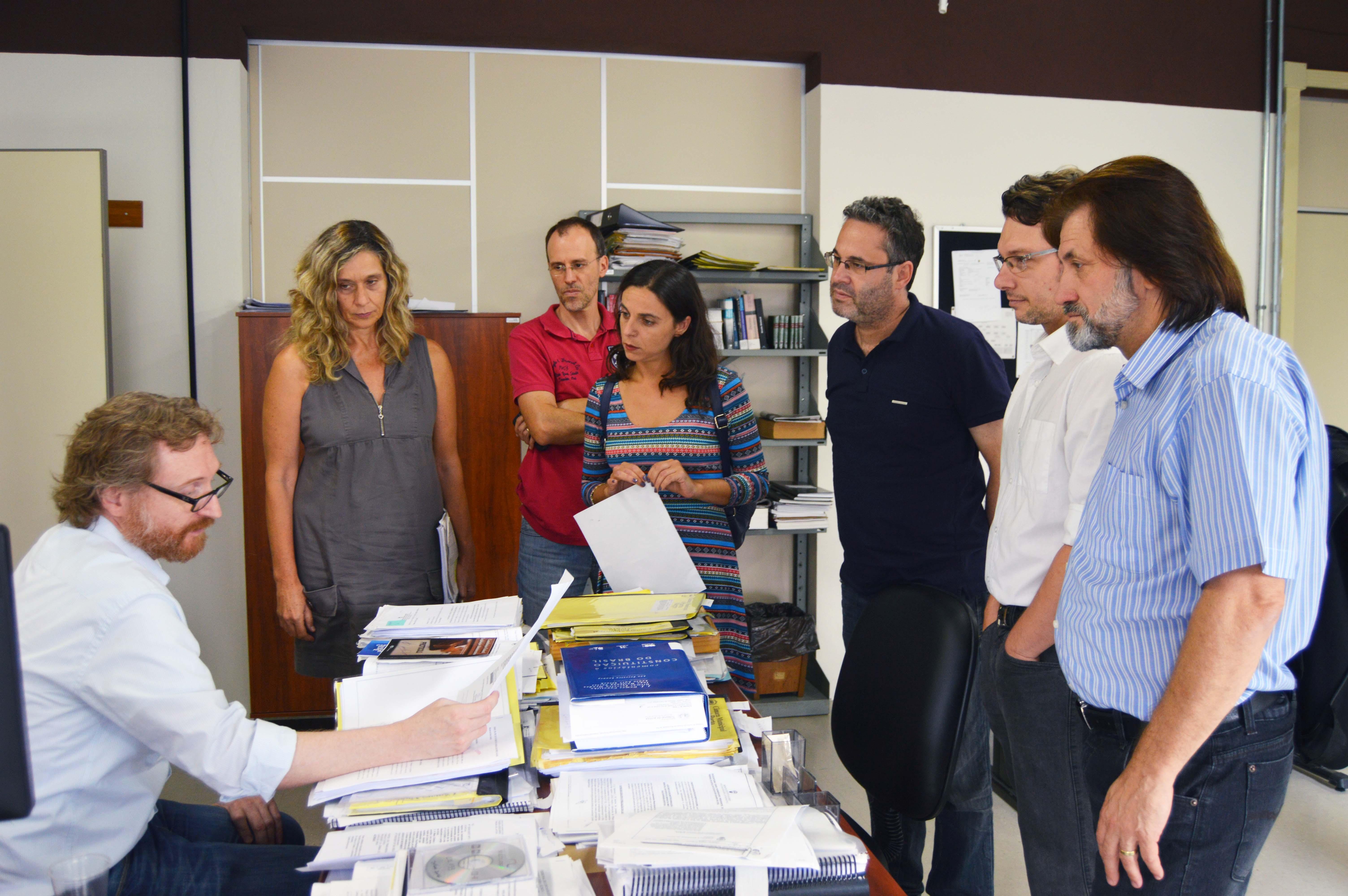 Vereadores da Oposição cobram da Procuradoria Geral da Câmara Municipal posse dos parlamentares na mesa diretora e na CEDECONDH
