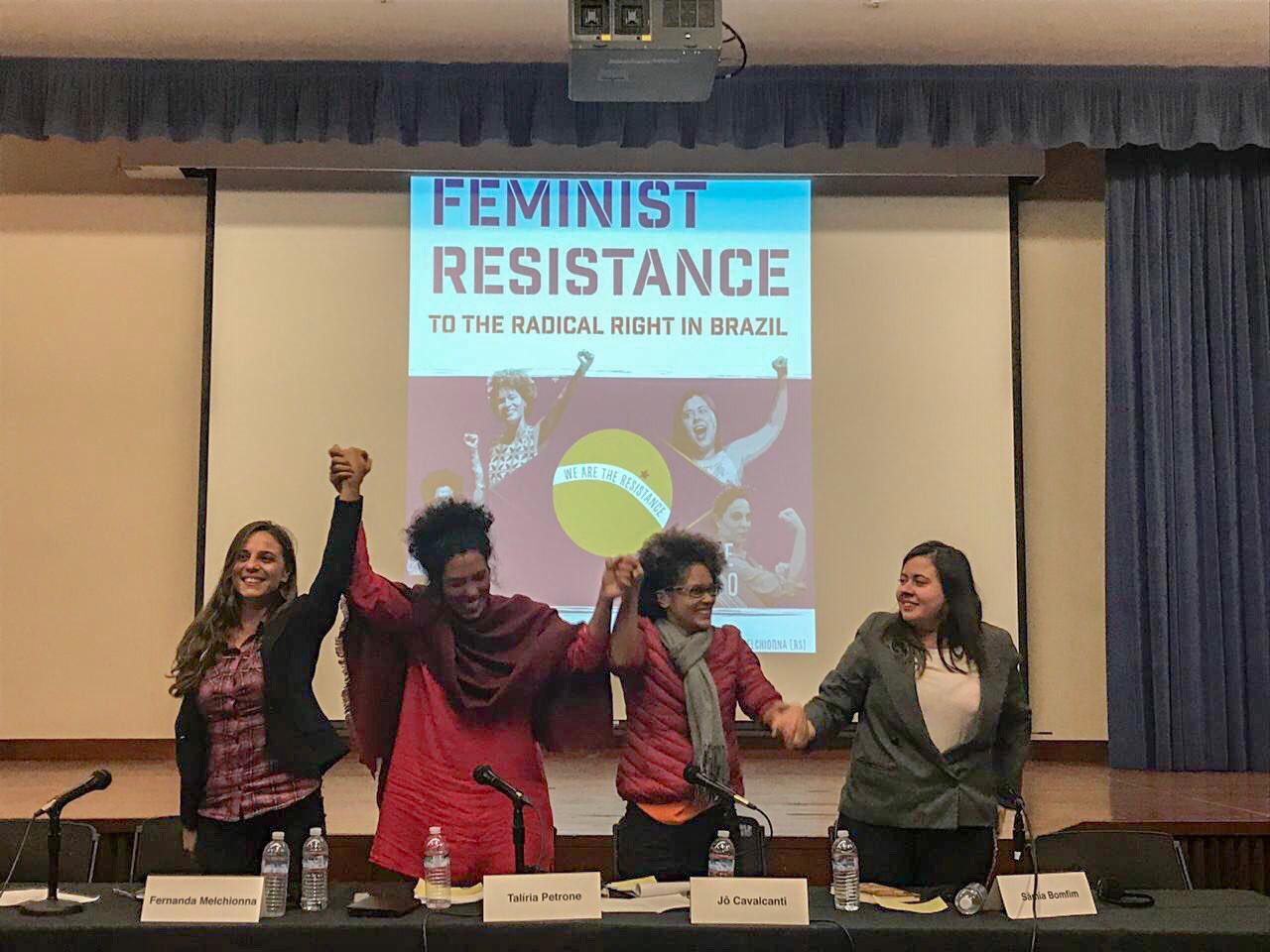 A resistência feminista contra a extrema-direita no mundo é internacional