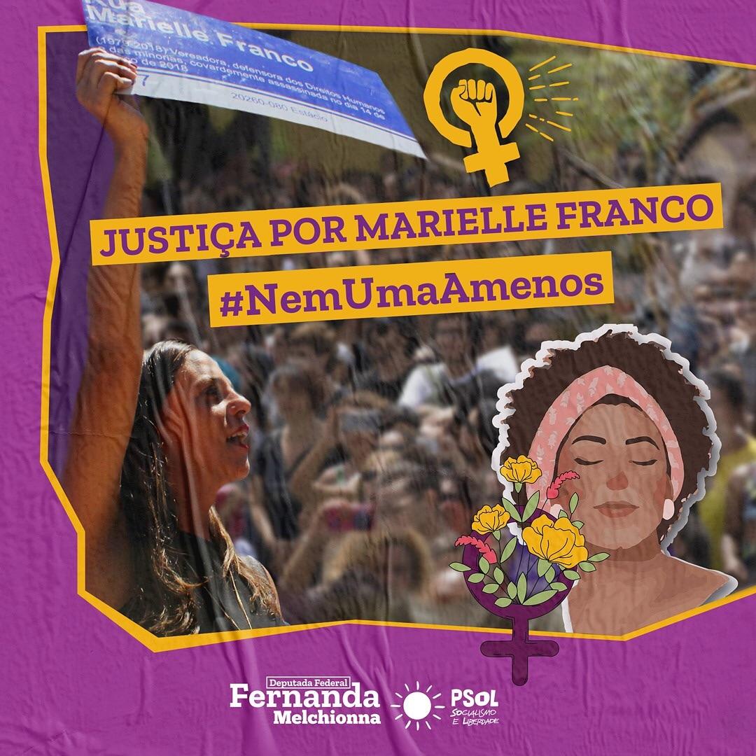 #8M e #14M: Mulheres que lutam fazem história!