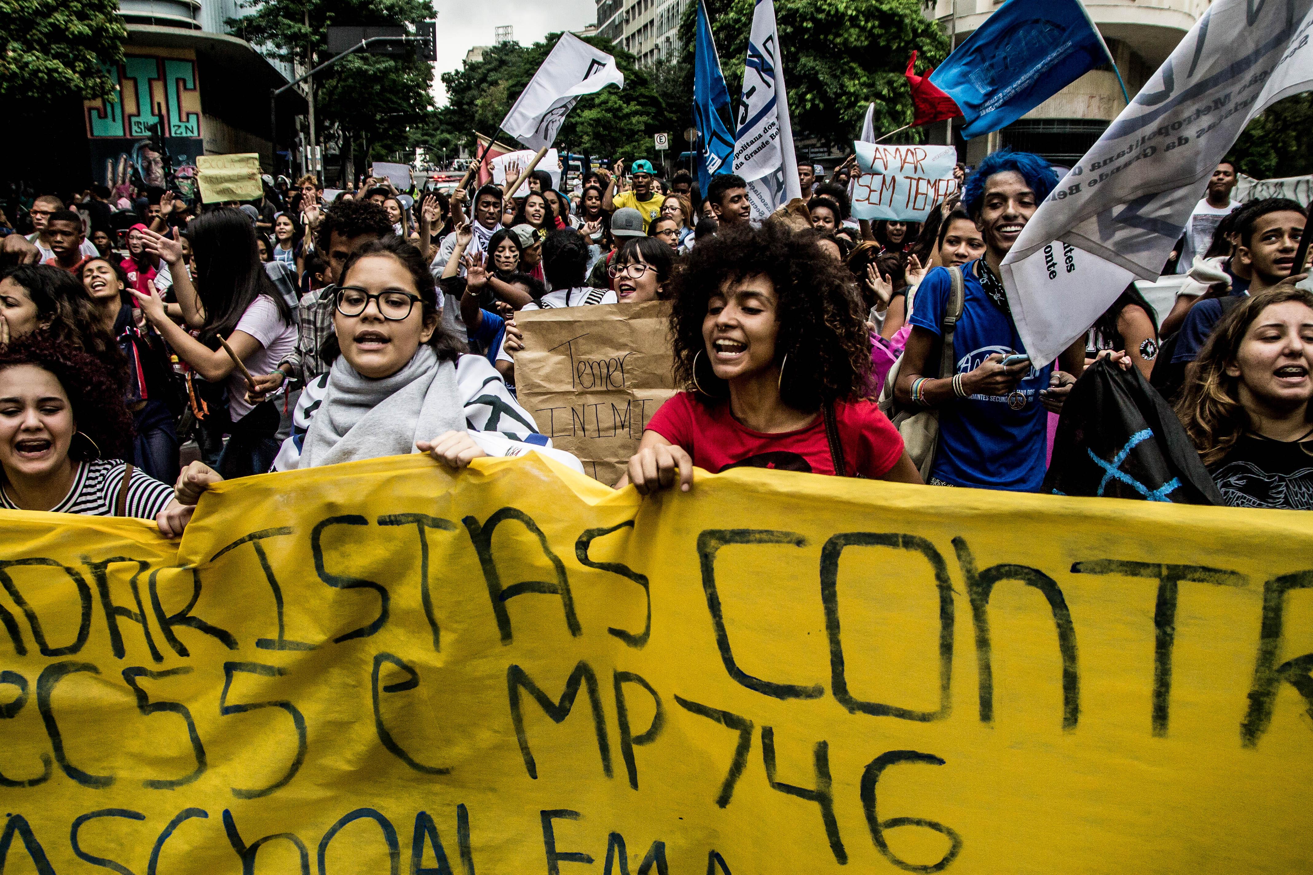 O novo feminismo no Brasil: mais jovem e mais negro
