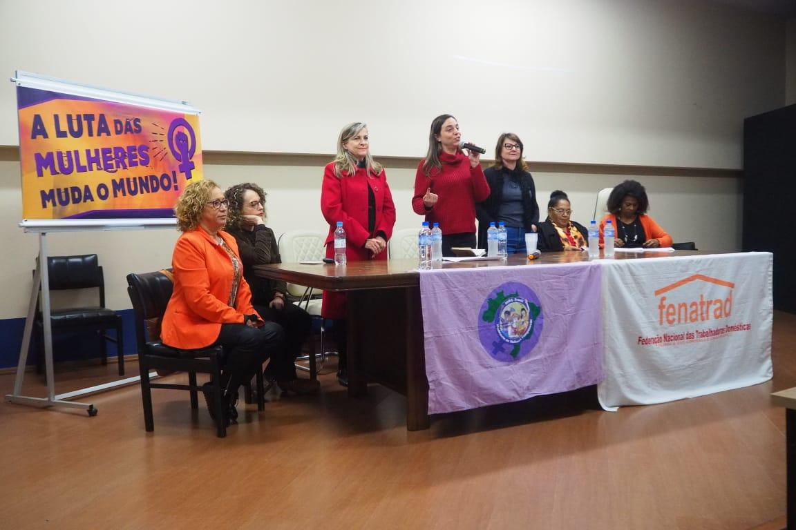 Audiência Pública sobre a Reforma da Previdência lota auditório da Faced/UFRGS