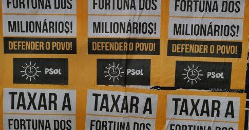 Por uma revolução tributária que taxe os ricaços e desonere o povo