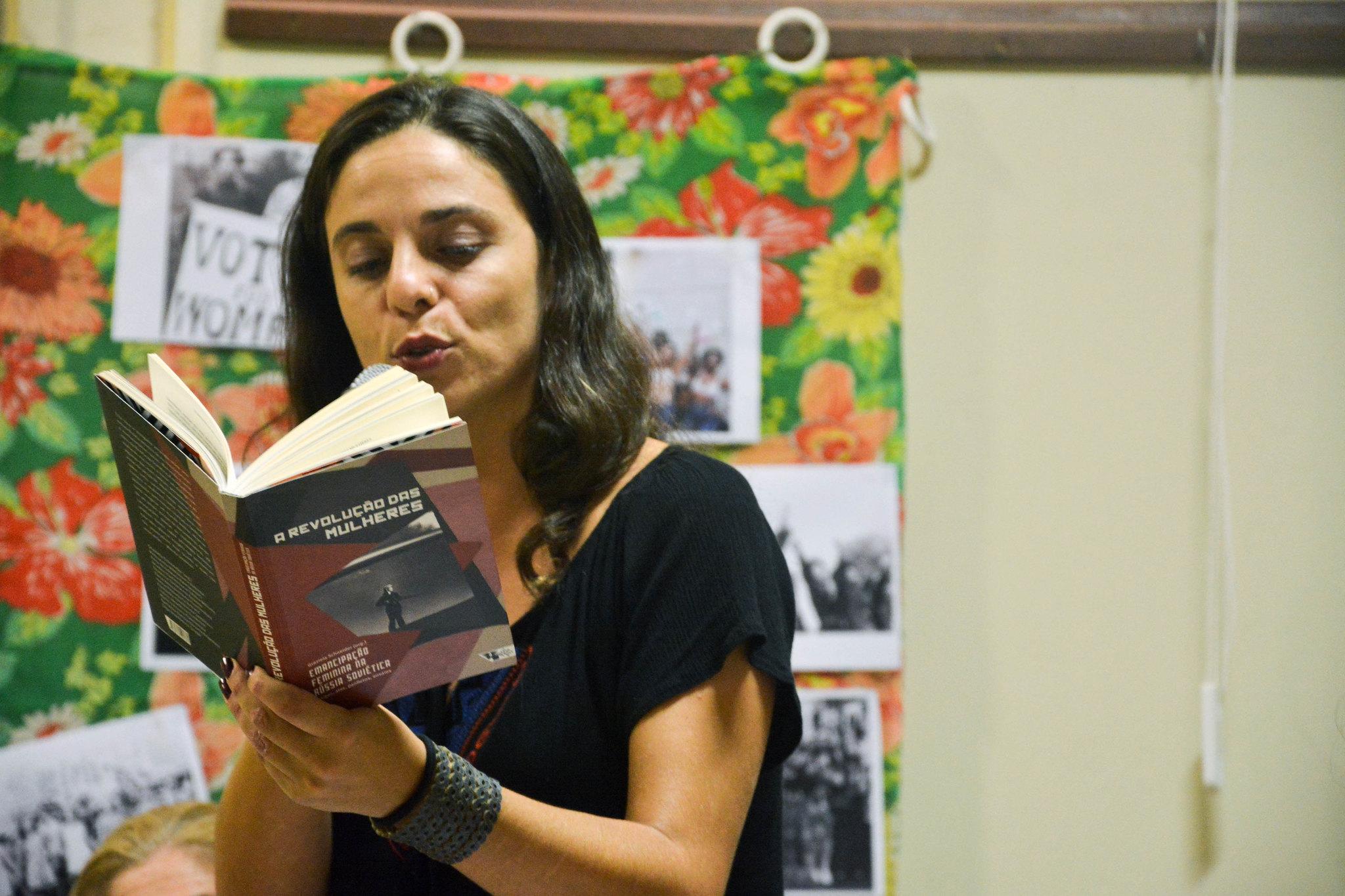 O Brasil que nós queremos respira leitura