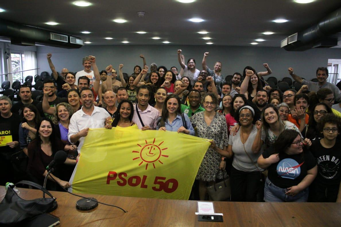 PSOL confirma Fernanda Melchionna como pré-candidata à prefeitura de Porto Alegre