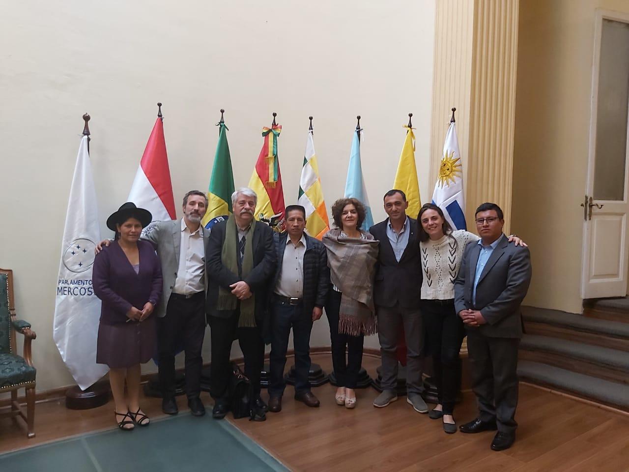 Comissão de Direitos Humanos do Parlasul apresenta relatório condenando situação na Bolívia e denunciando 32 mortes, 832 feridos e 1.513 detidos