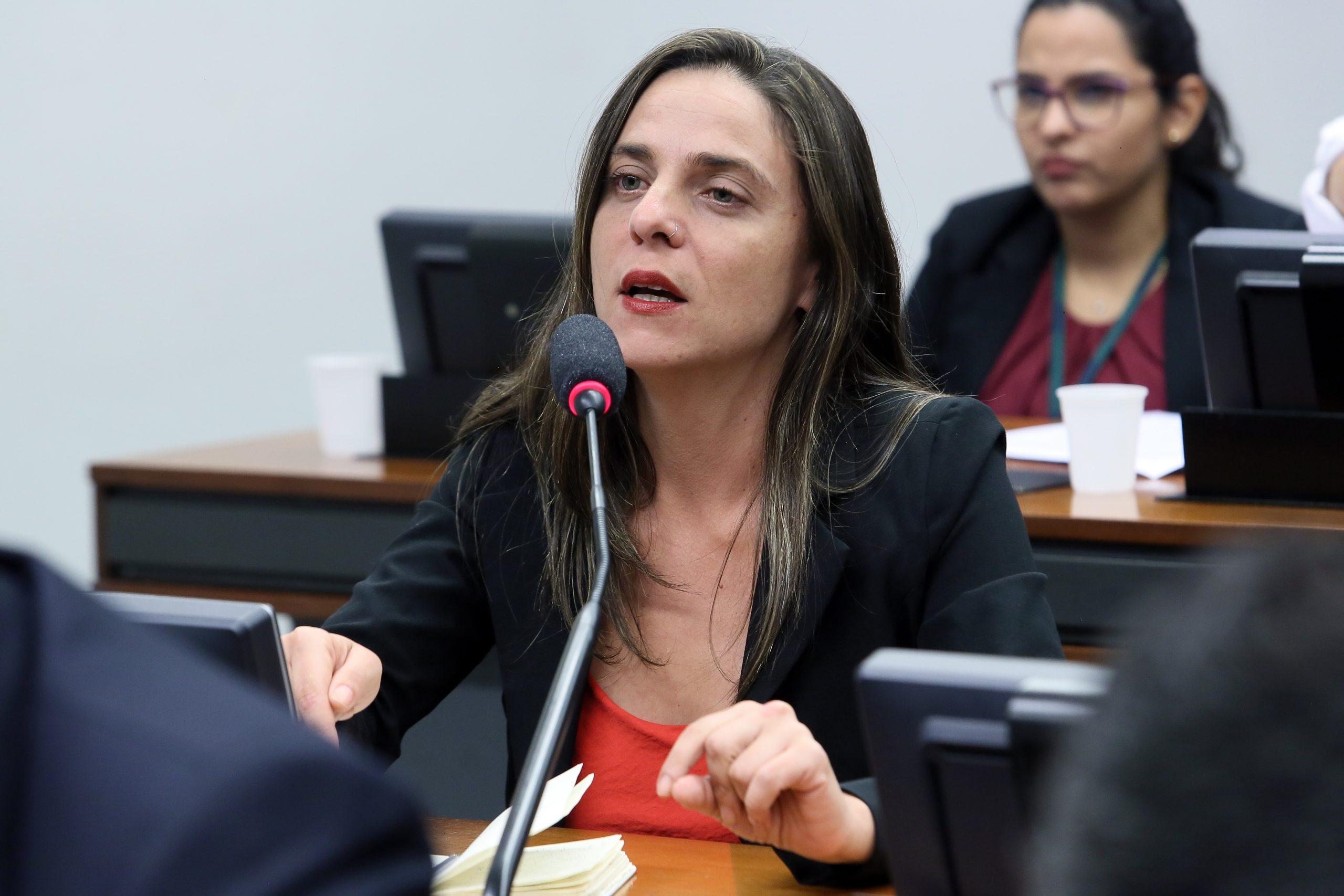 Deputada Fernanda protocola projeto para proteger trabalhadores informais e propõe criação de uma renda básica emergencial