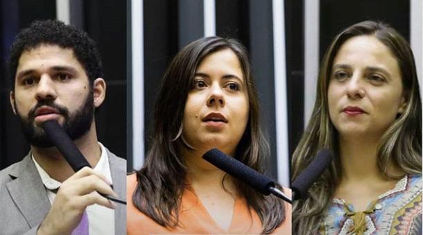 Celebridades assinam pedido de impeachment proposto por Fernanda, David e Sâmia; ação já conta com meio milhão de assinaturas