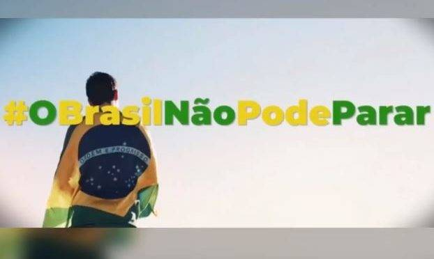 """PSOL cobra investigação do MPF sobre campanha do governo """"O Brasil não pode parar"""", que estimula fim do isolamento"""