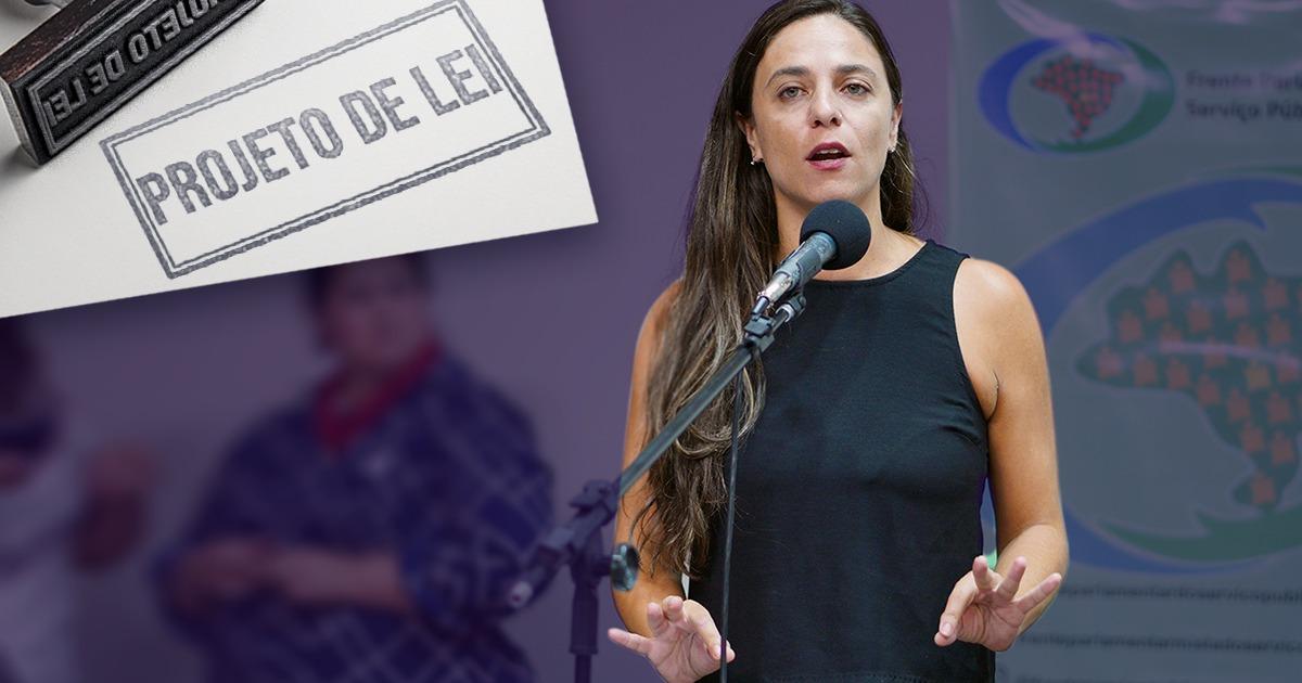 Fernanda Melchionna apresenta projeto para garantir auxílio financeiro do governo a pagamento de aluguéis residenciais