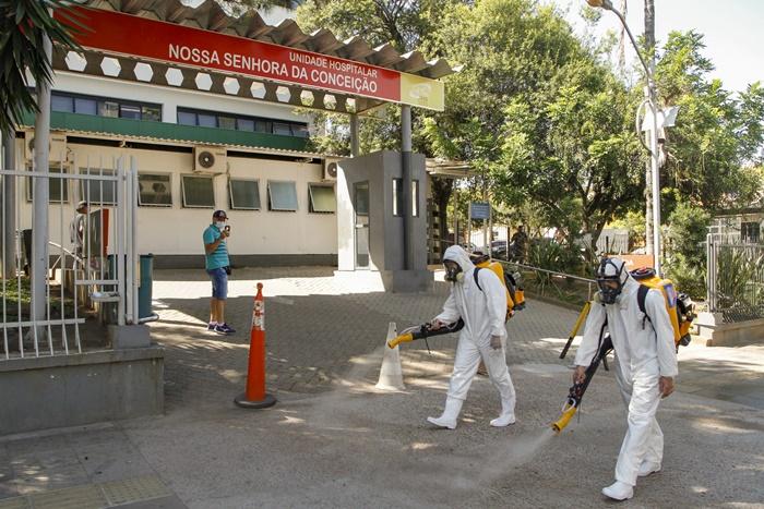 Privatização do GHC durante pandemia: Fernanda Melchionna representa contra governo no MPF