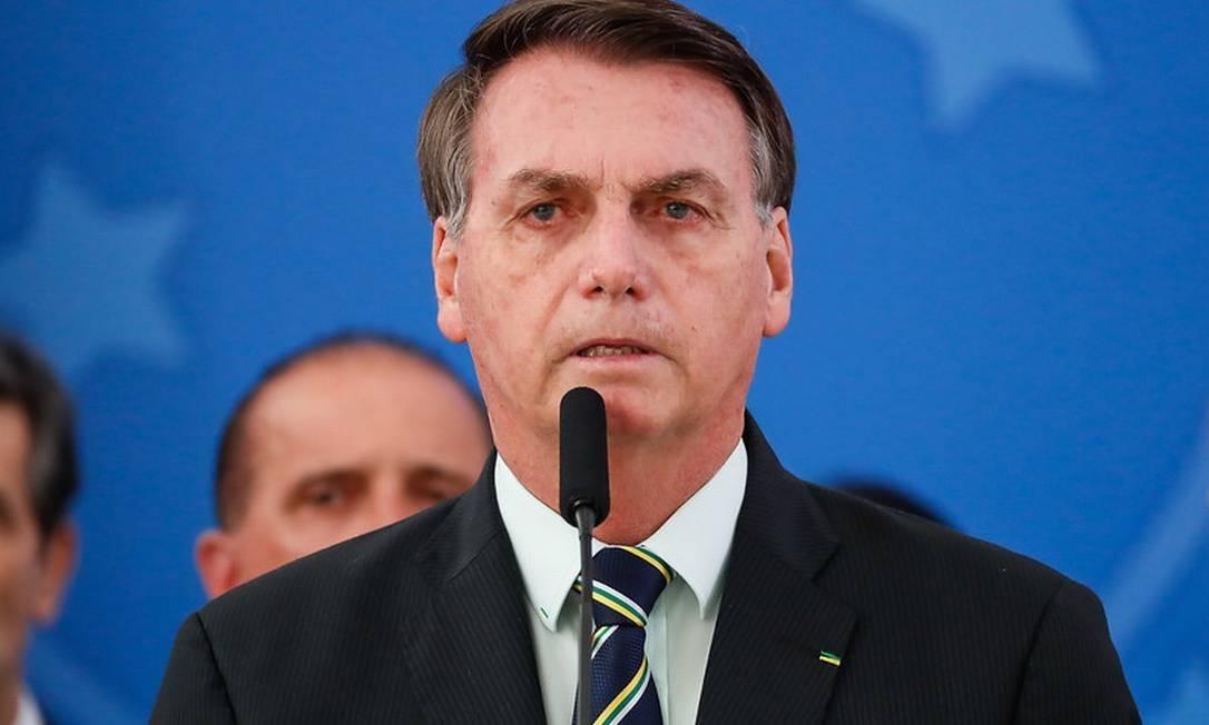 """""""Vou interferir. Ponto final."""", disse Bolsonaro em reunião ministerial"""