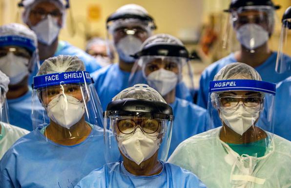 Senado aprova PL de auxílio a dependentes de profissionais da saúde vítimas do Covid-19