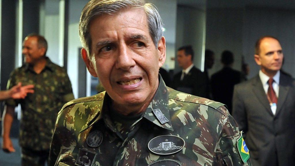 Bancada do PSOL na Câmara quer explicação de Augusto Heleno sobre criação de Centro de Inteligência Nacional na Abin