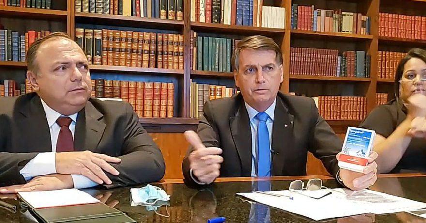 PSOL denuncia Bolsonaro e Pazuello ao MPF após governo não ter distribuído 6,8 milhões de testes de Covid-19