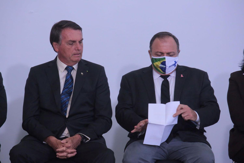 PSOL quer que Pazuello explique plano nacional de imunização apresentado ao STF sem o aval de especialistas
