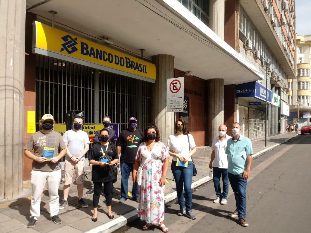 Deputada Fernanda e PSOL  propõem comissão externa para acompanhar a reestruturação do Banco do Brasil