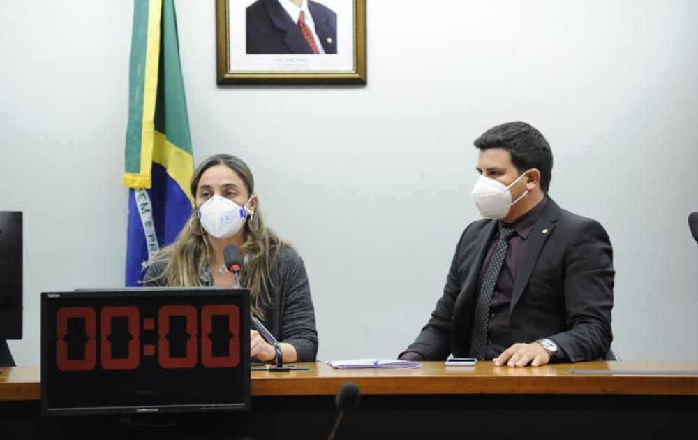 """""""Direitos humanos não têm fronteiras"""", diz deputada Fernanda em audiência pública sobre regularização de imigrantes"""