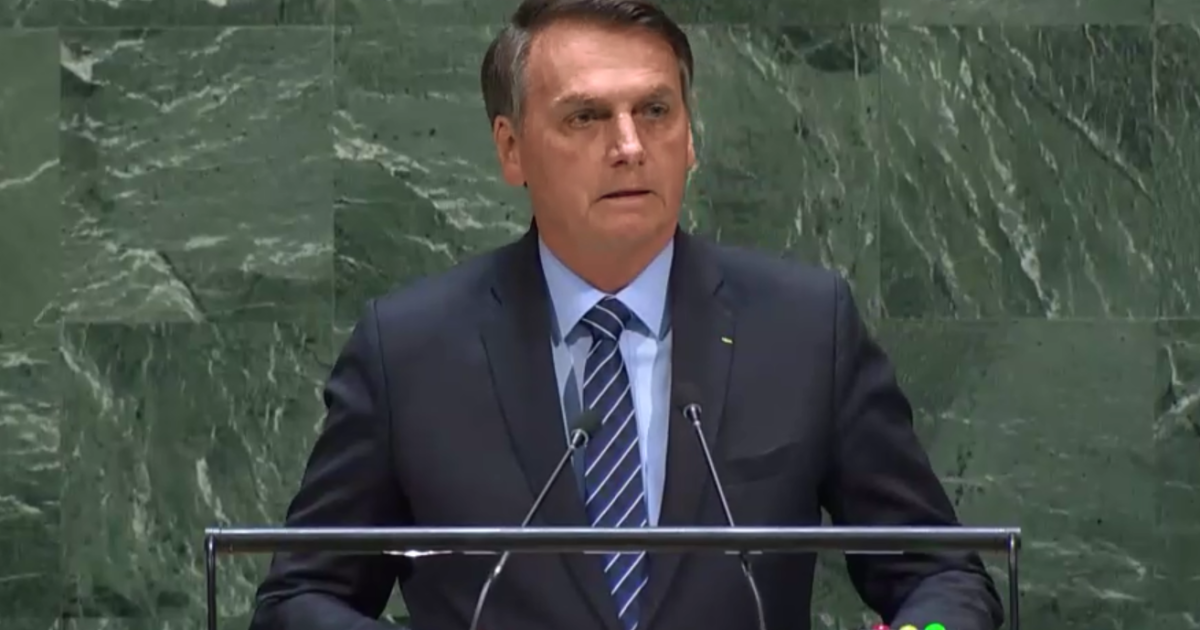 PSOL vai desmentir mentiras de Bolsonaro na ONU diretamente ao Secretário-Geral das Nações Unidas