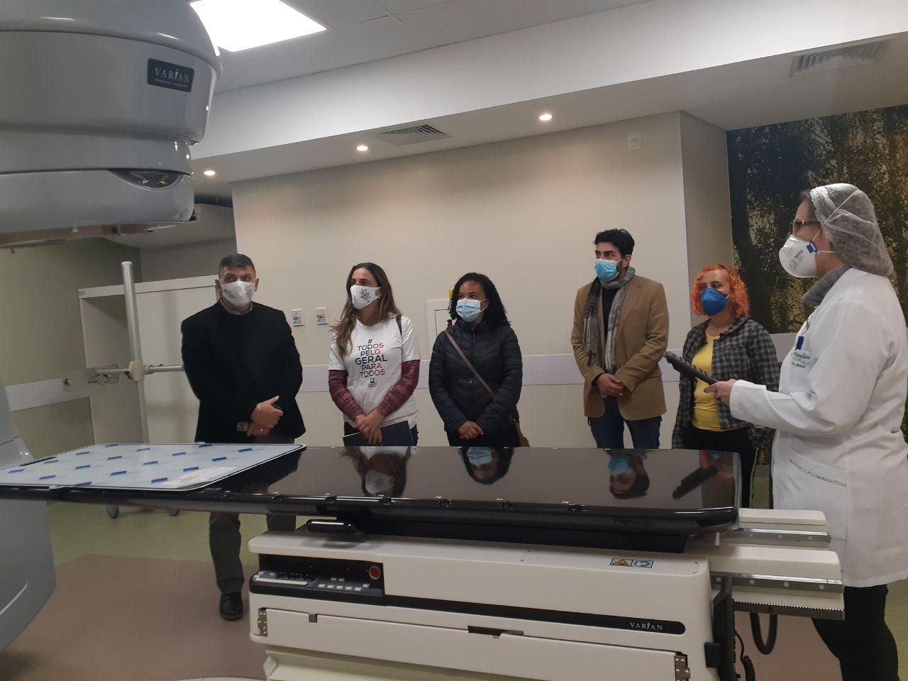 Deputada Fernanda Melchionna destina R$ 1 milhão para Hospital Geral de Caxias do Sul
